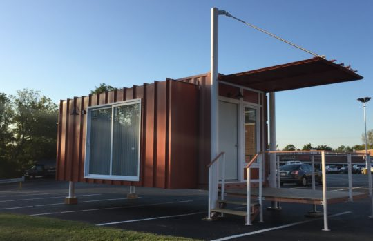 CW Dwellings - Your affordable container home from design to delivery